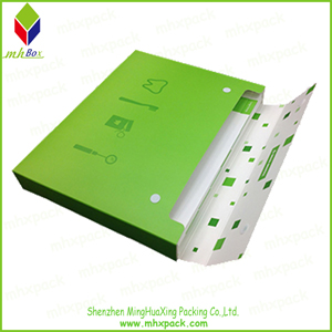 Promotional Folding Cardboard Paper Box