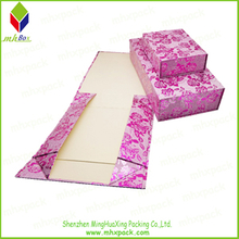 Colorful Printing Folding Gift Paper Box