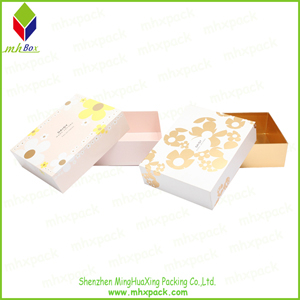 Beautiful Printing Paper Chocolate Packaging Box