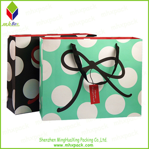 New Product Paper Gift Fashion Bag