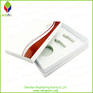 White Printing Cosmetic Packaging Gift Box