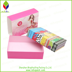 Hot Sale Cardboard Packaging Cosmetic Box
