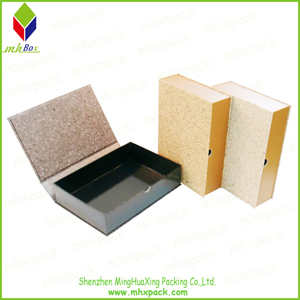Rigid Paper Gift Folding Box