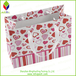 Cute Popular Paper Gift Shopping Bag