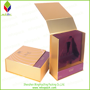 Foldable packaging Gift Perfume Box