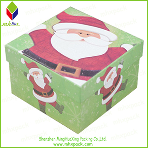 Sweet Packaging Paper Gift Box in Christams