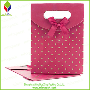 Delicate New Design Printing Gift Paper Bag