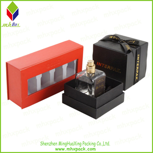 Logo Printing Paper Cosmetic Box for Perfume
