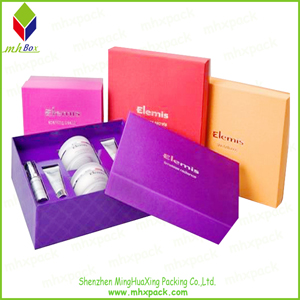 Wholesale Set Cosmetic Storage Paper Box