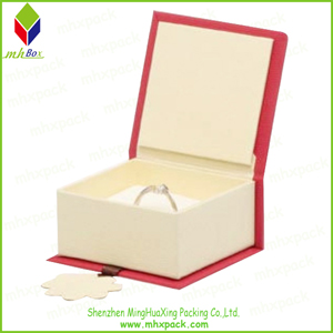 Color Printing Paper Packaging Jewelry Box