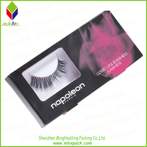 Promorional Cardboard Packing Paper Box for Eyelash