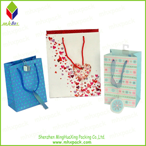 Wonderful Printing Paper Fashion Gift Box for Travel