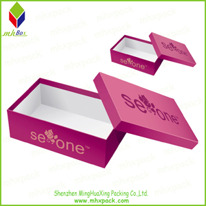 Shirt Packaging Paper Gift Box with Logo